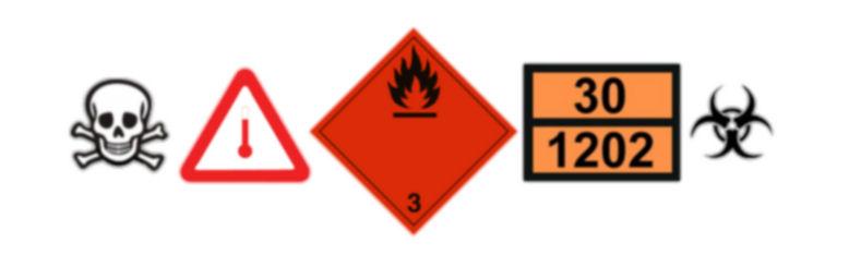 Veszélyes áruk jelölése