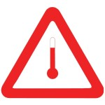 A magas hőmérsékletű anyagok jelölése